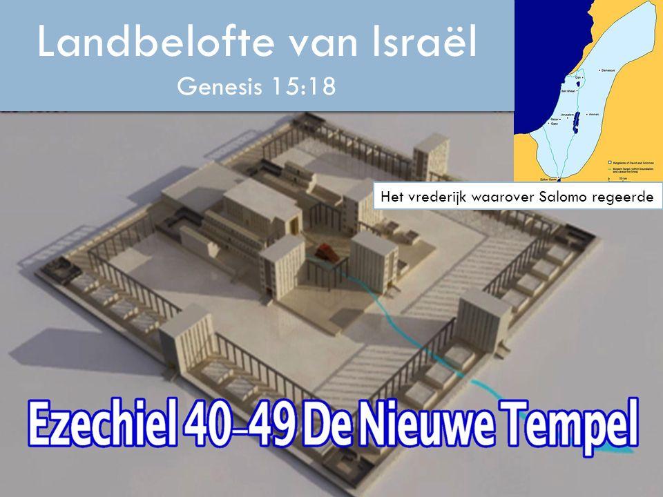 Landbelofte van Israel
