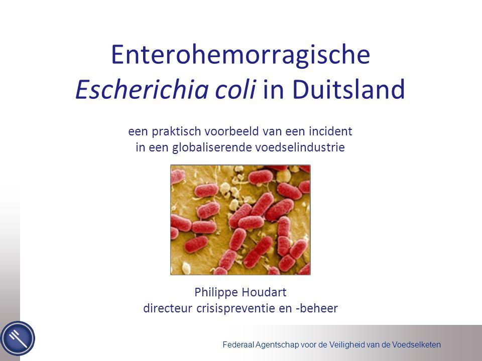 Philippe Houdart directeur crisispreventie en -beheer