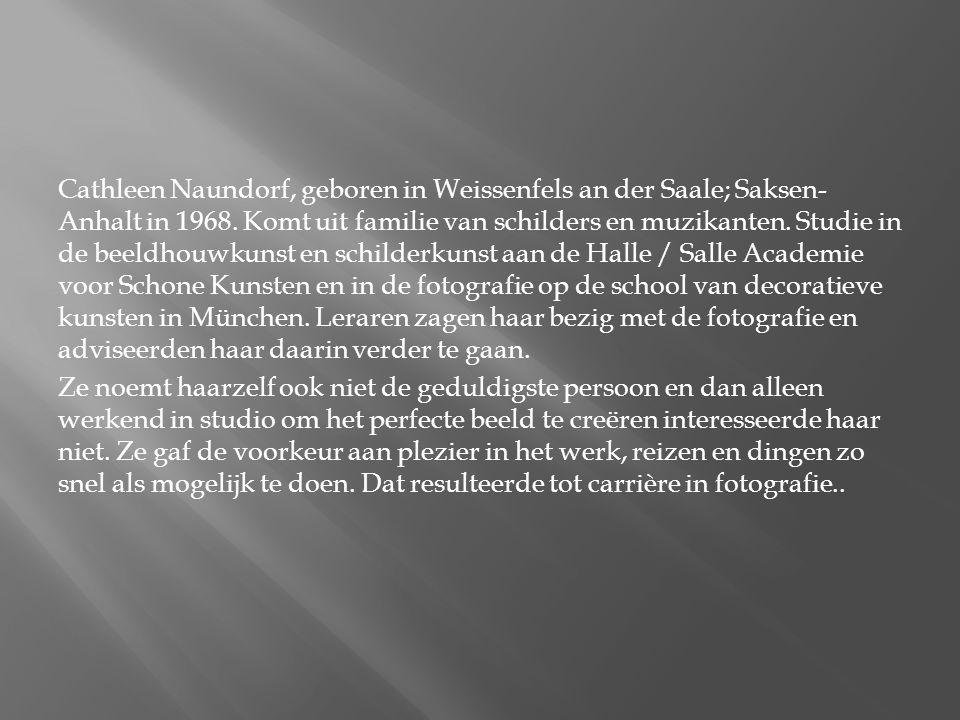 Cathleen Naundorf, geboren in Weissenfels an der Saale; Saksen-Anhalt in 1968.