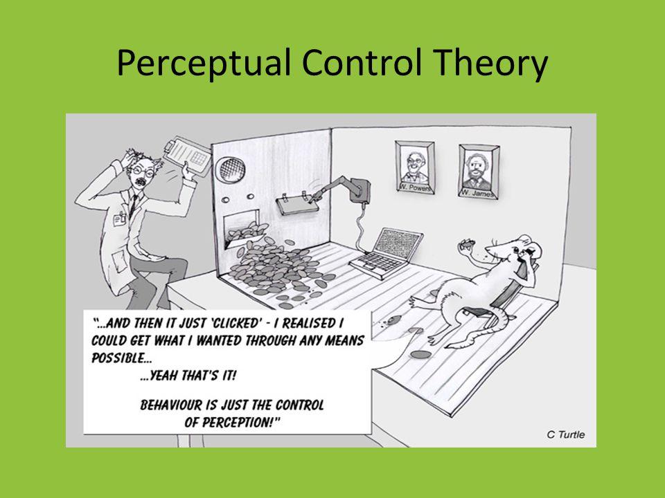 Perceptual Control Theory