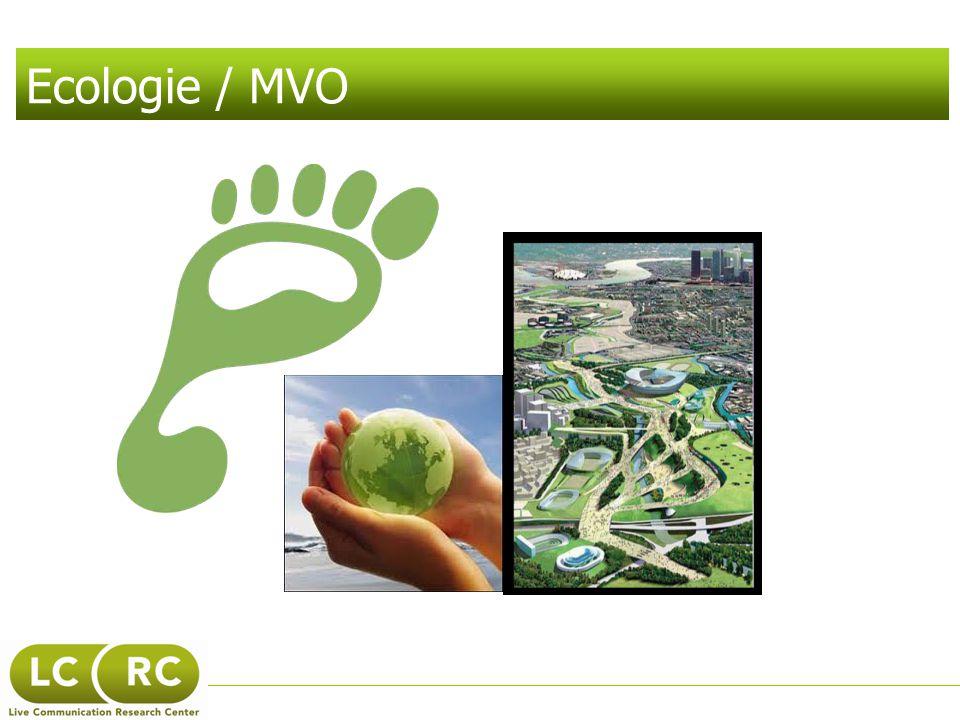 Ecologie / MVO