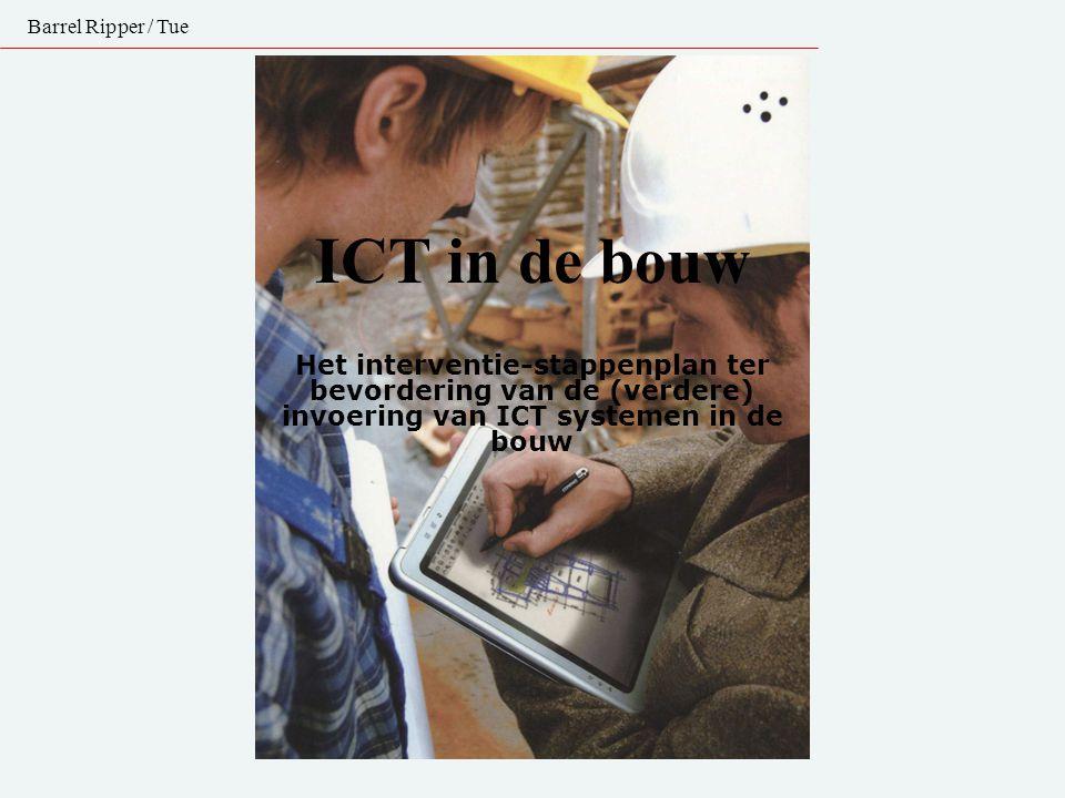 Barrel Ripper / Tue ICT in de bouw.