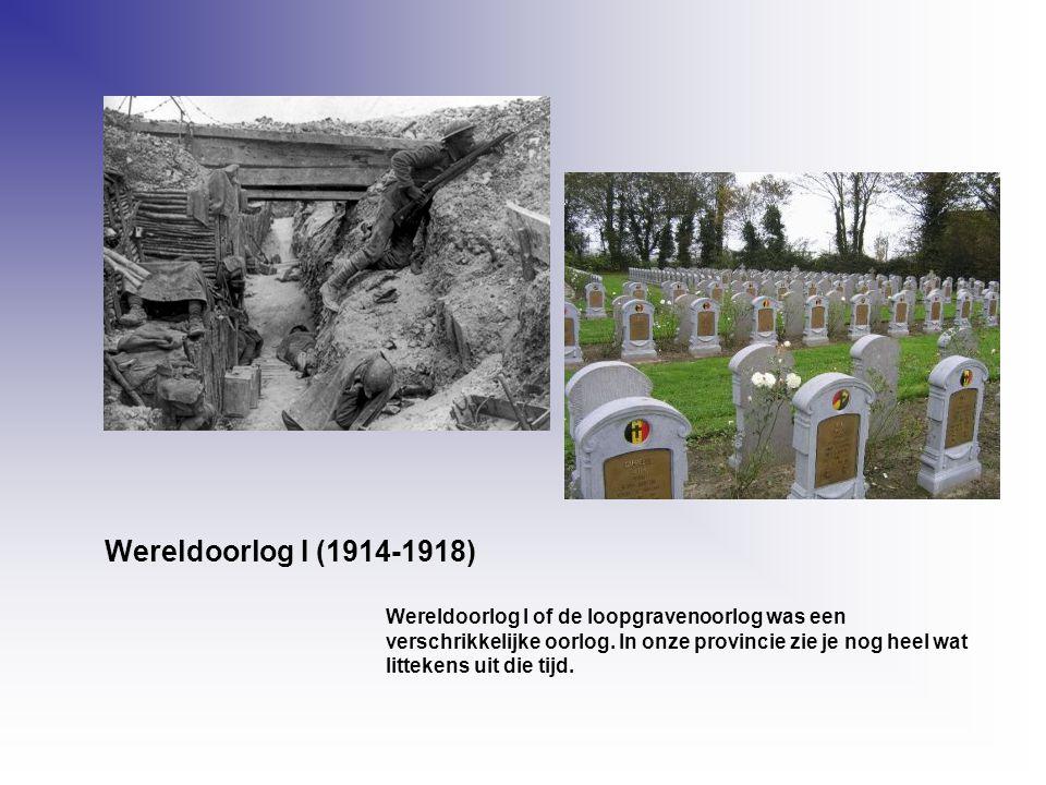 Wereldoorlog I (1914-1918)