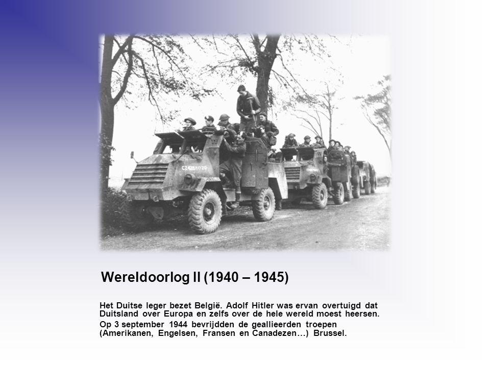 Wereldoorlog II (1940 – 1945)