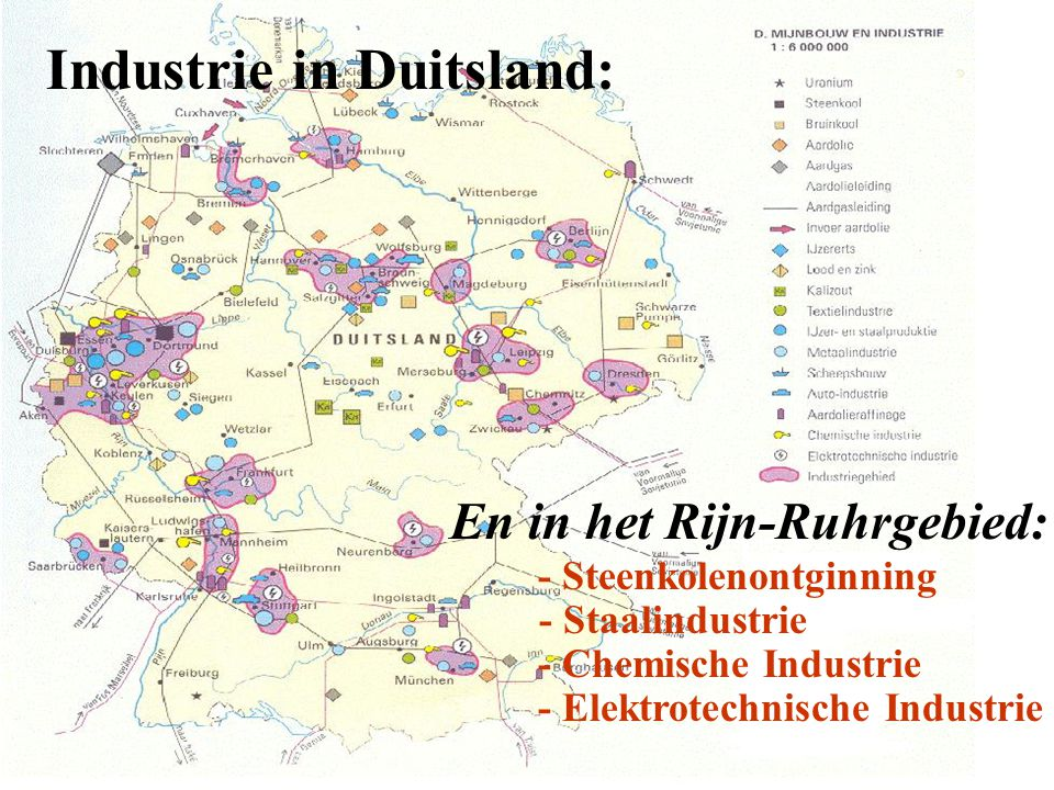 Industrie in Duitsland:
