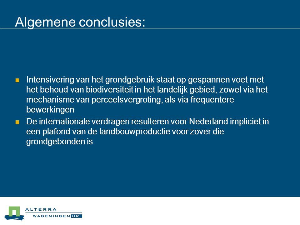 Algemene conclusies: 03/04/2017.