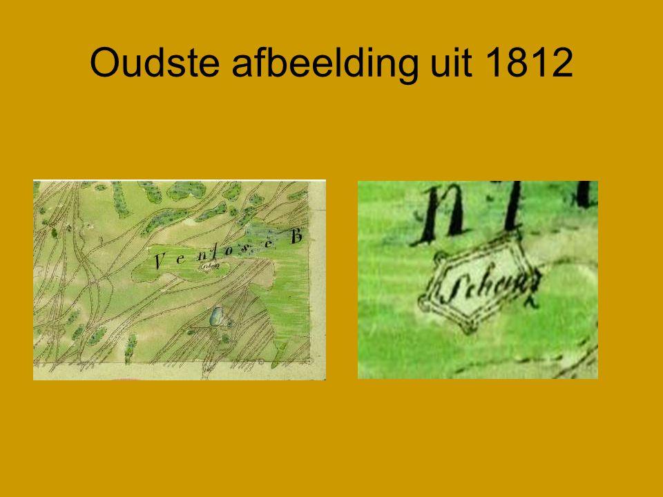 Oudste afbeelding uit 1812