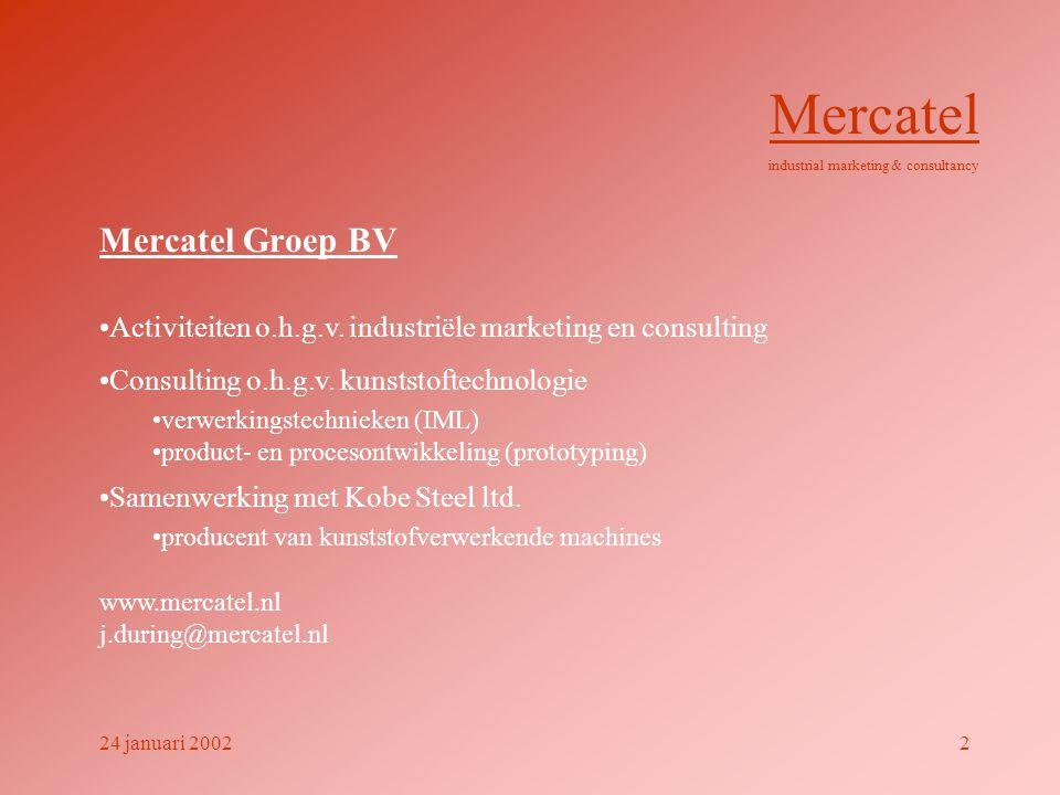 Mercatel Mercatel Groep BV