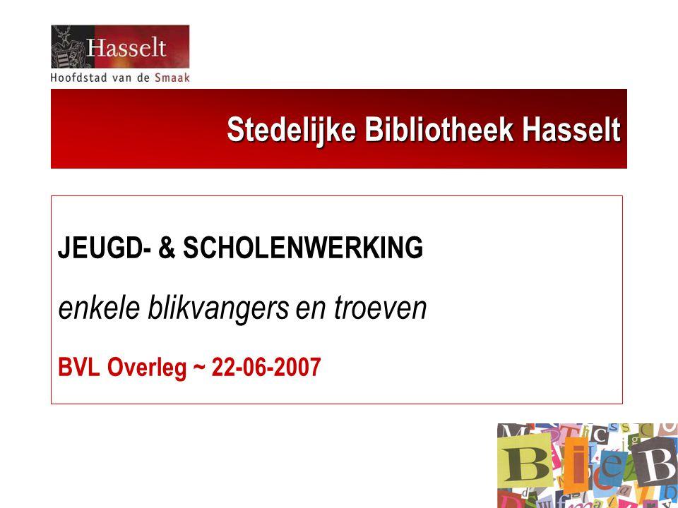 Stedelijke Bibliotheek Hasselt