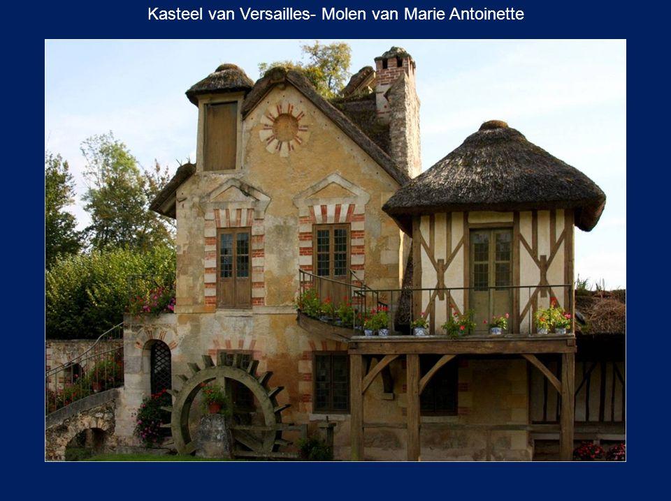 Kasteel van Versailles- Molen van Marie Antoinette