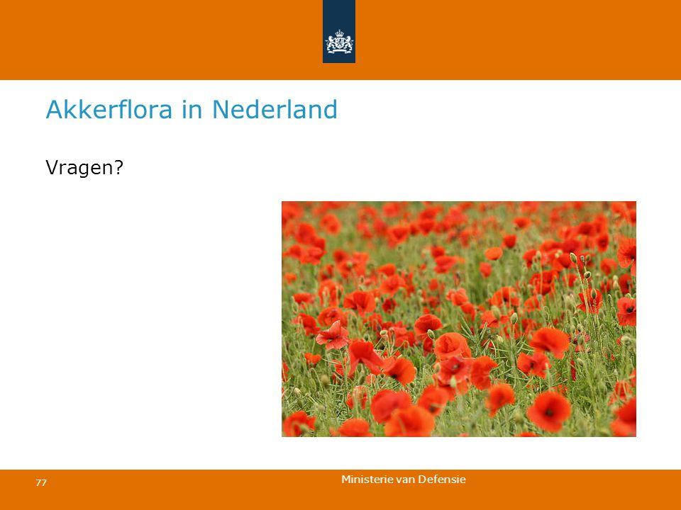 Akkerflora in Nederland