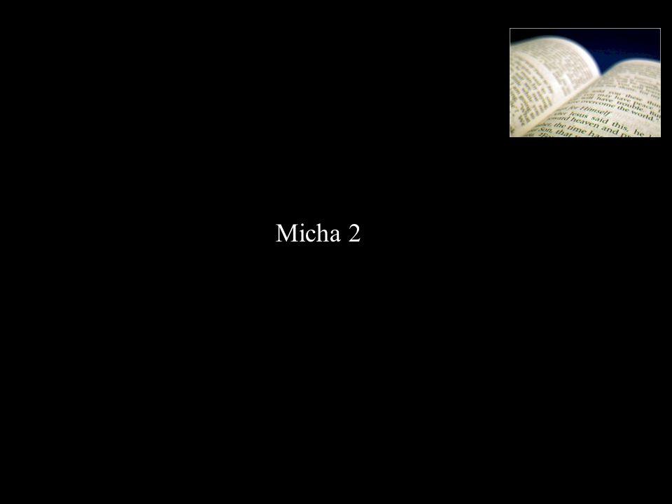 Micha 2