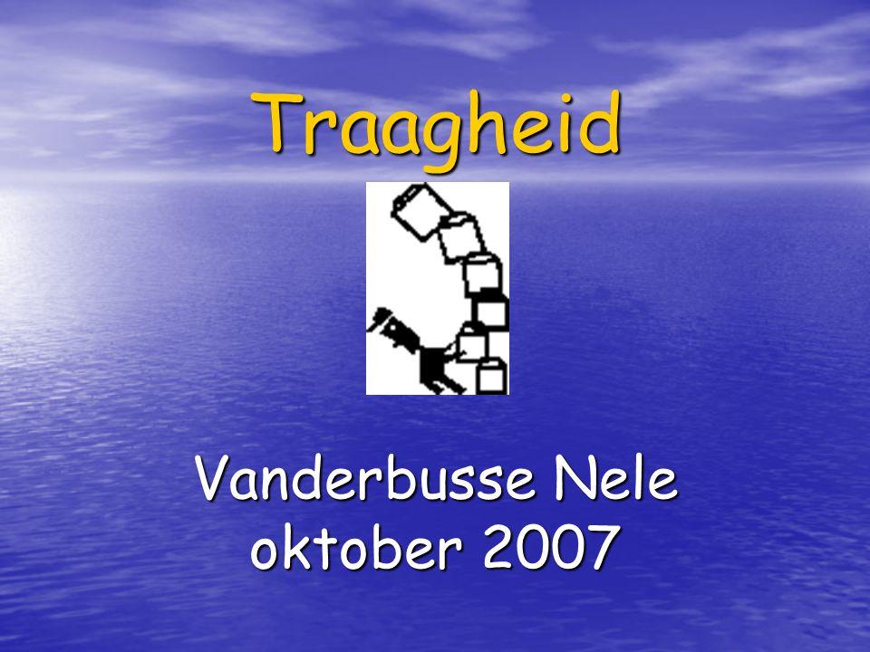 Vanderbusse Nele oktober 2007