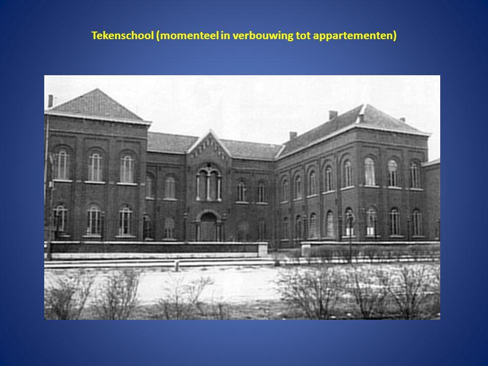Tekenschool (momenteel in verbouwing tot appartementen)