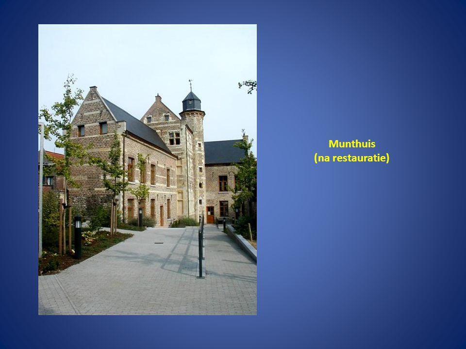 Munthuis (na restauratie)