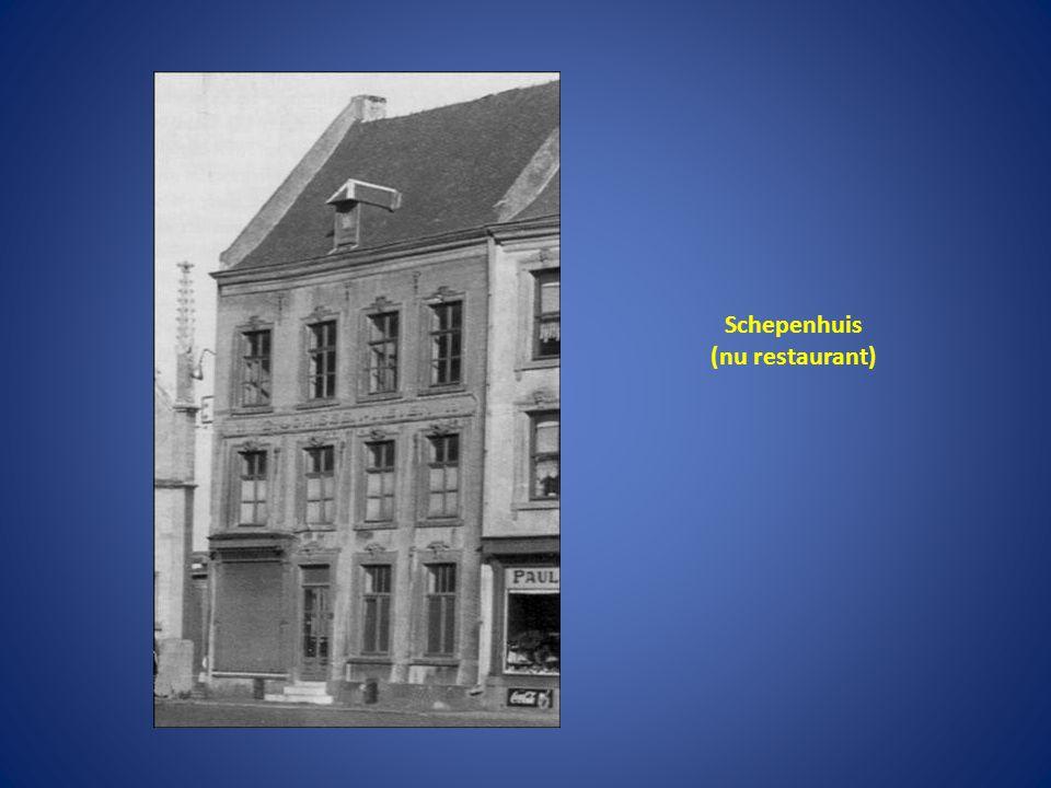 Schepenhuis (nu restaurant)