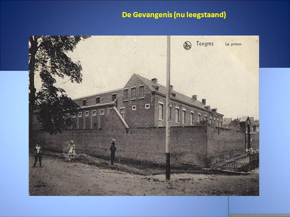 De Gevangenis (nu leegstaand)