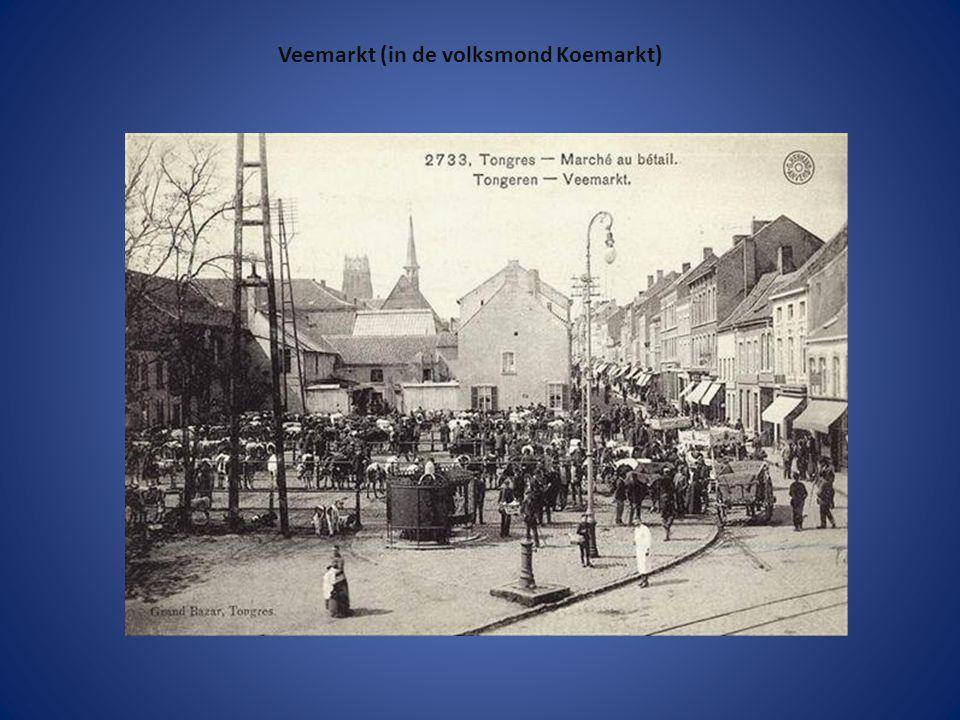 Veemarkt (in de volksmond Koemarkt)