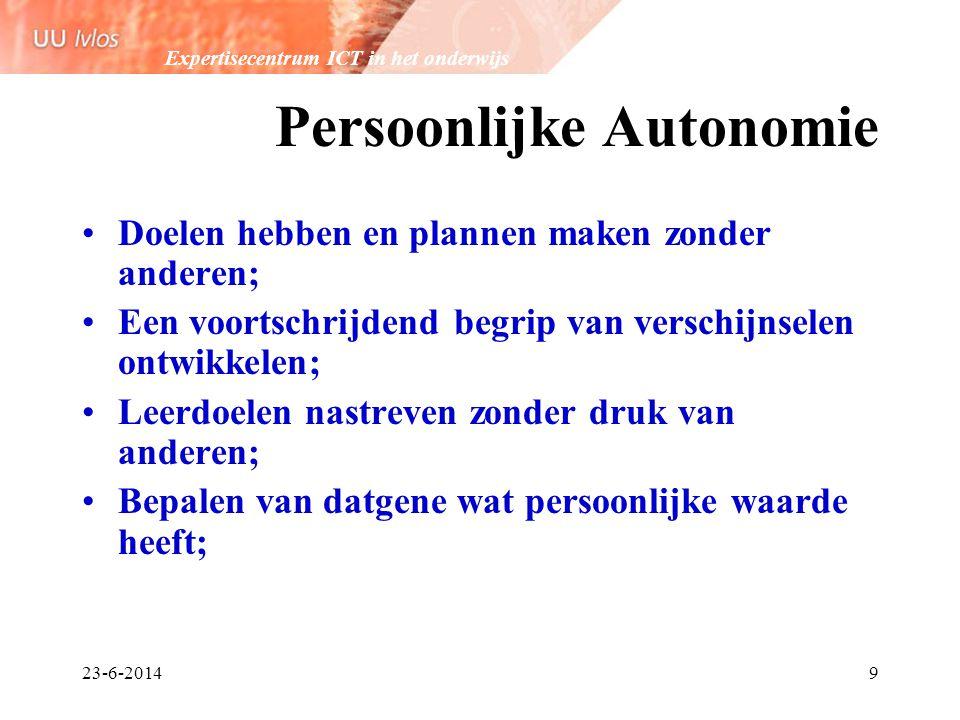 Persoonlijke Autonomie