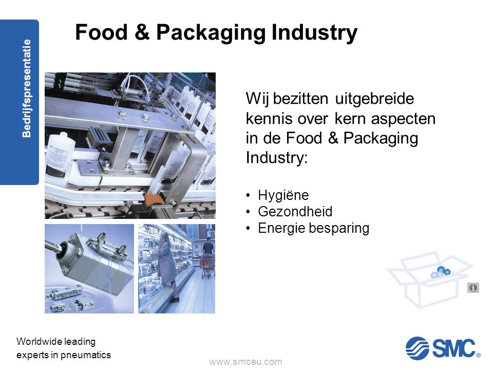 Food & Packaging Industry