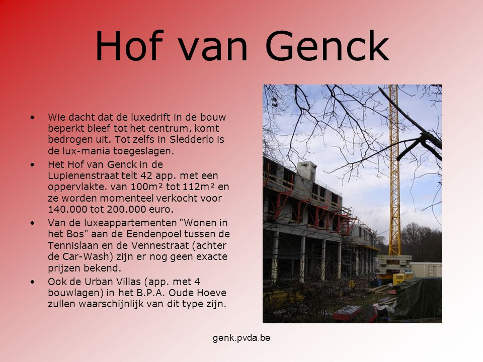 Hof van Genck