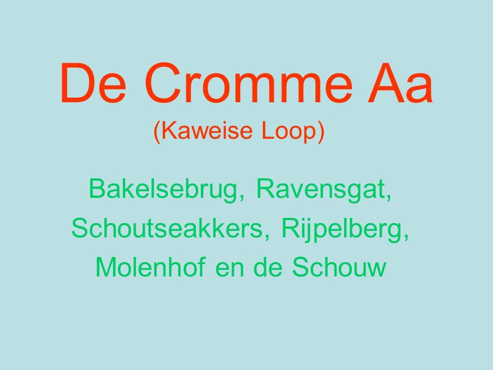 De Cromme Aa (Kaweise Loop)