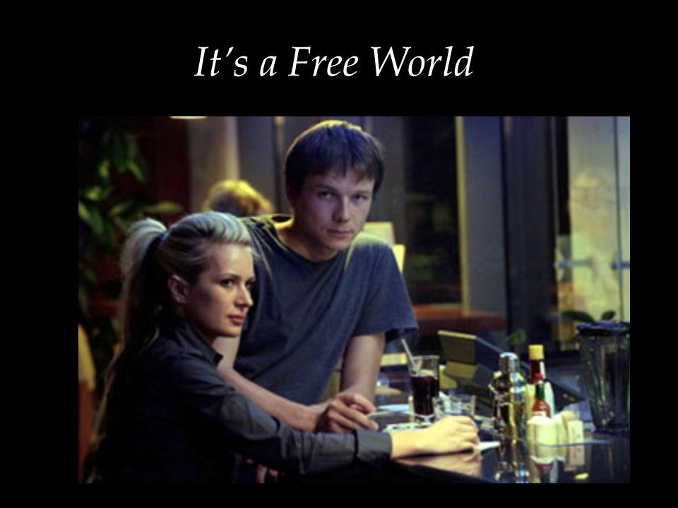 It's a Free World