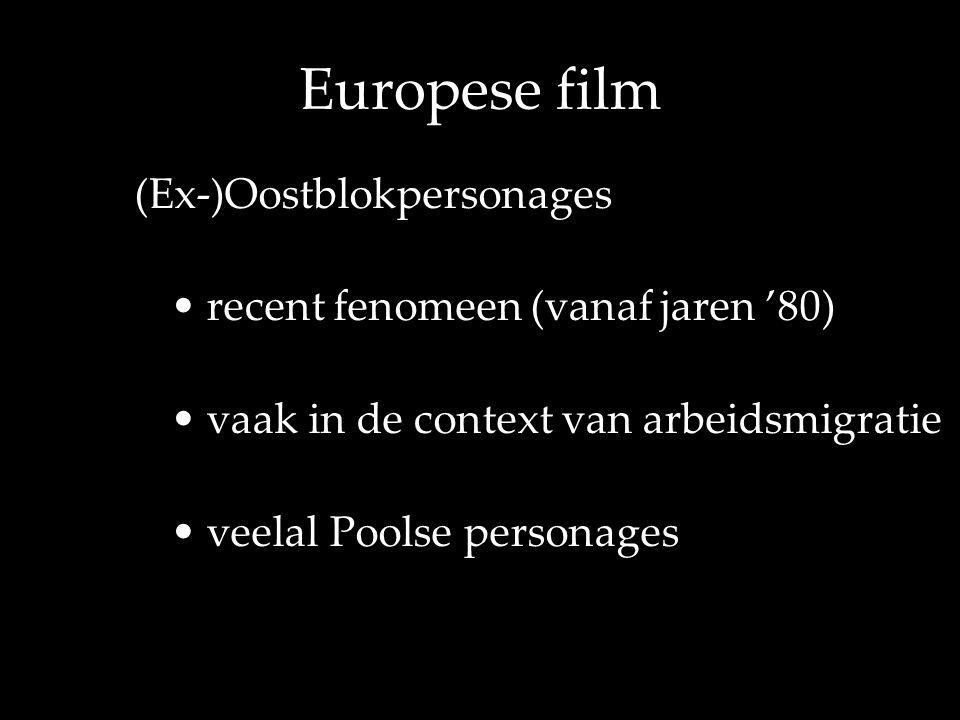 Europese film (Ex-)Oostblokpersonages