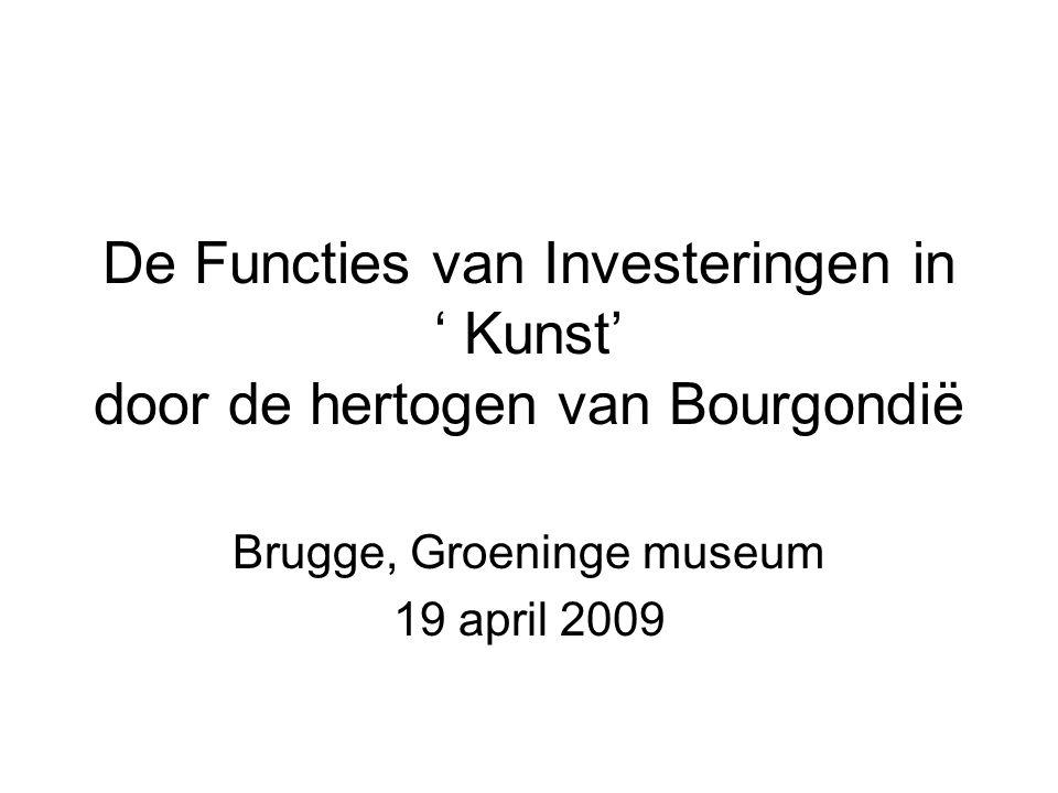 Brugge, Groeninge museum 19 april 2009