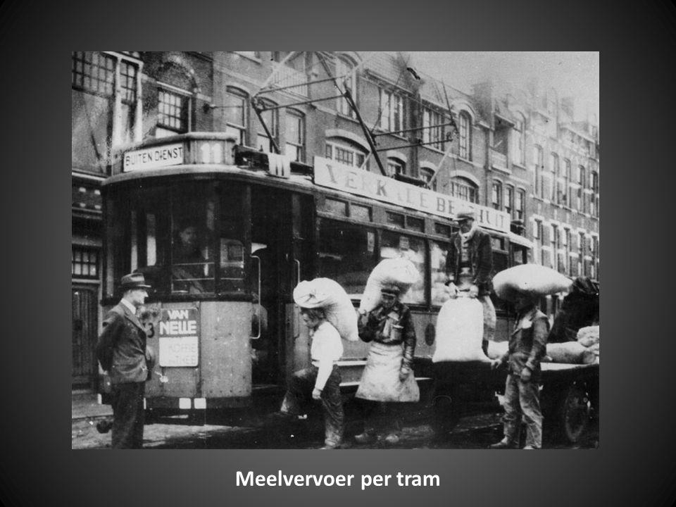Meelvervoer per tram