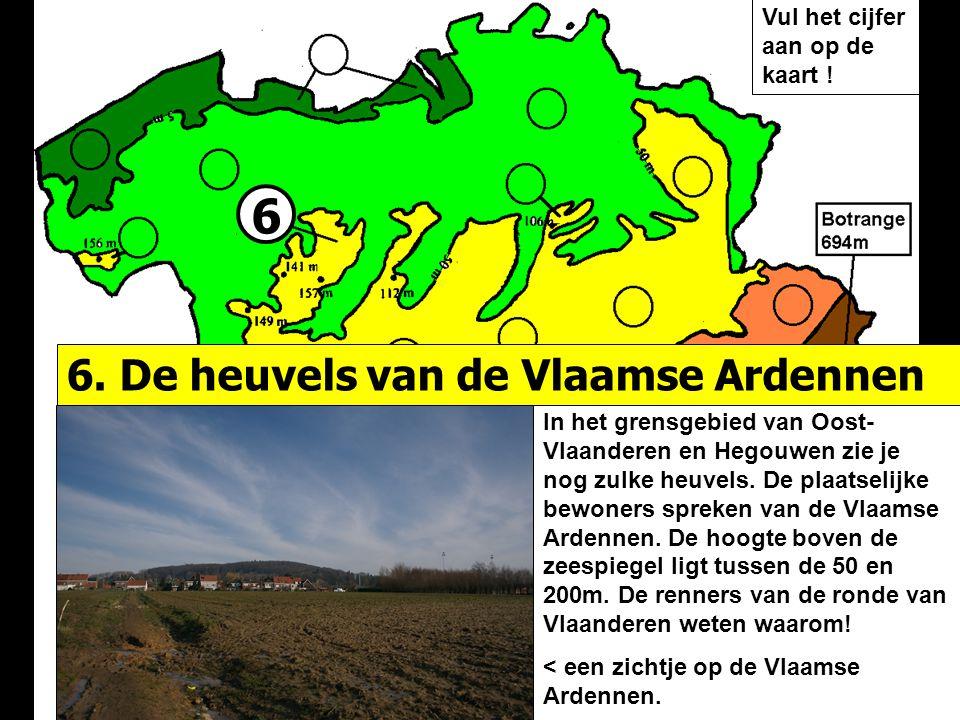 6 6. De heuvels van de Vlaamse Ardennen