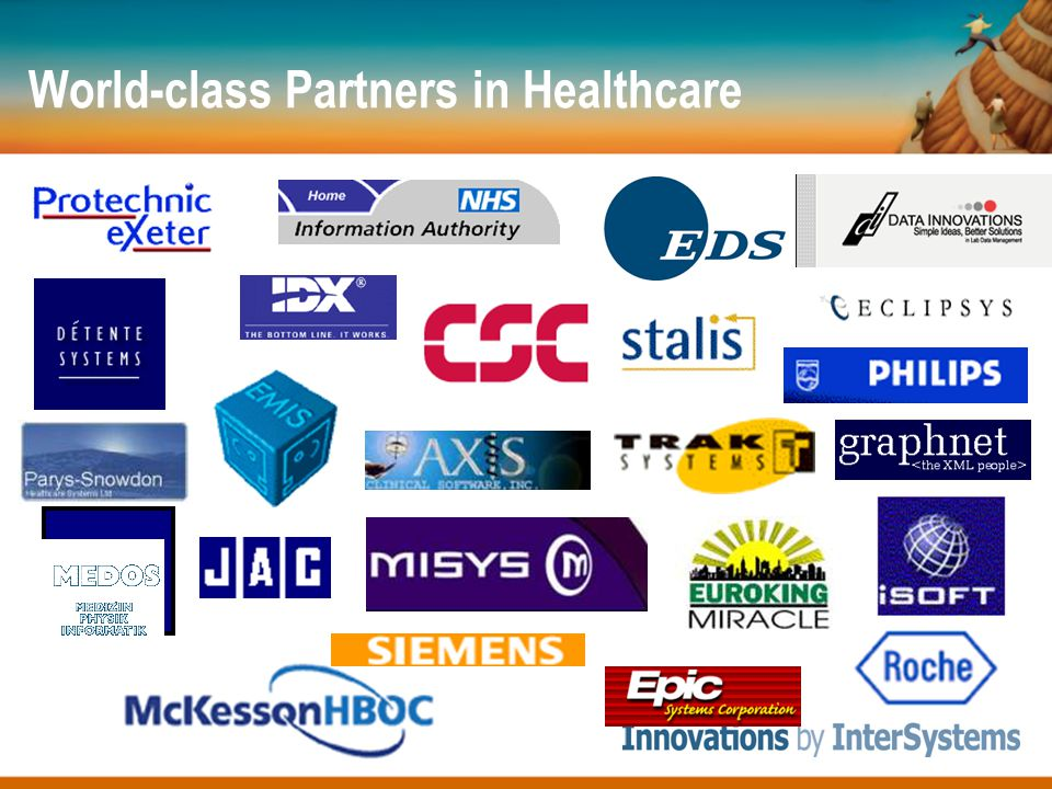 World-class Partners in Healthcare