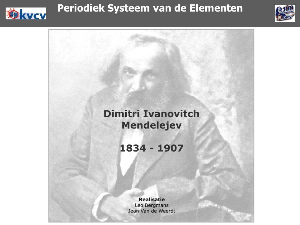 Periodiek Systeem van de Elementen