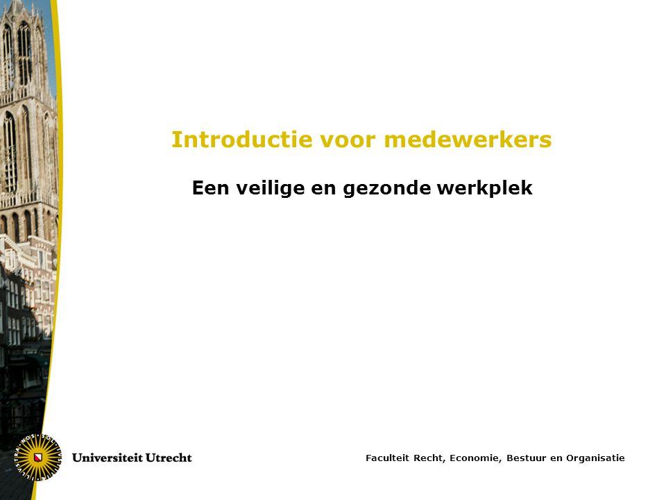 Introductie voor medewerkers