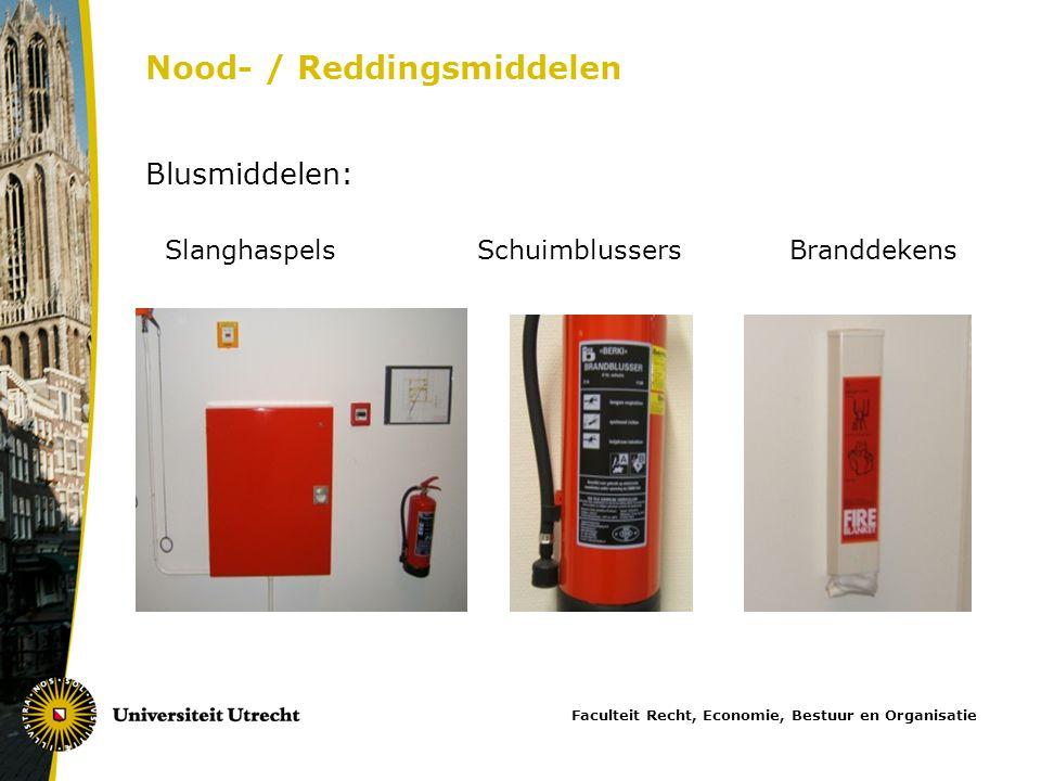 Nood- / Reddingsmiddelen
