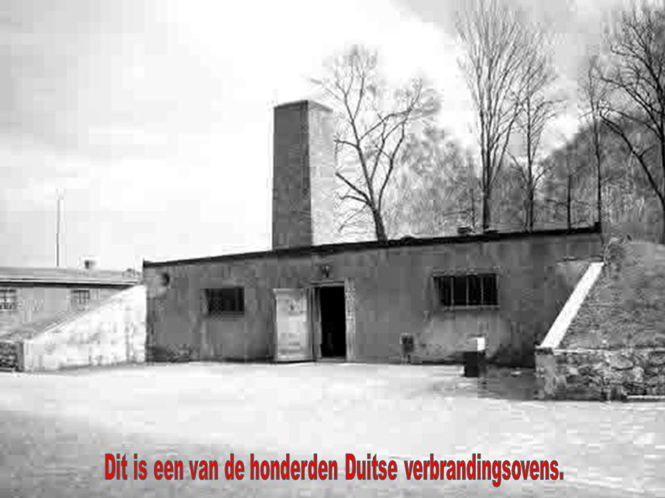 Dit is een van de honderden Duitse verbrandingsovens.