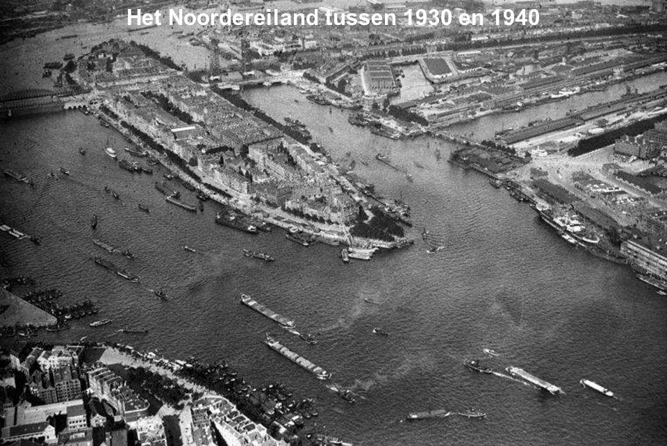 Het Noordereiland tussen 1930 en 1940
