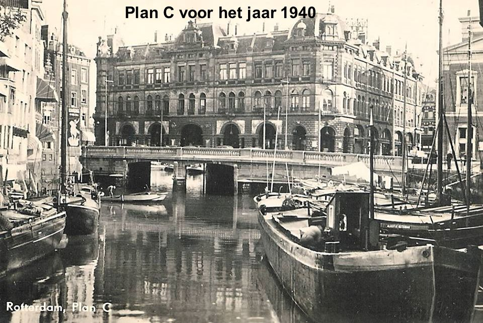 Plan C voor het jaar 1940