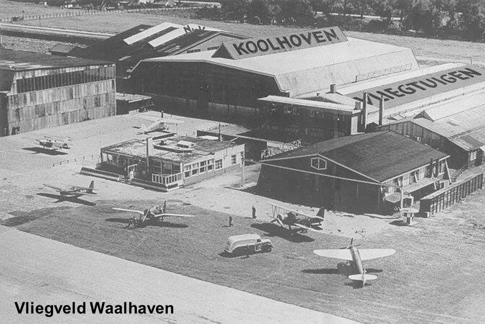 Vliegveld Waalhaven