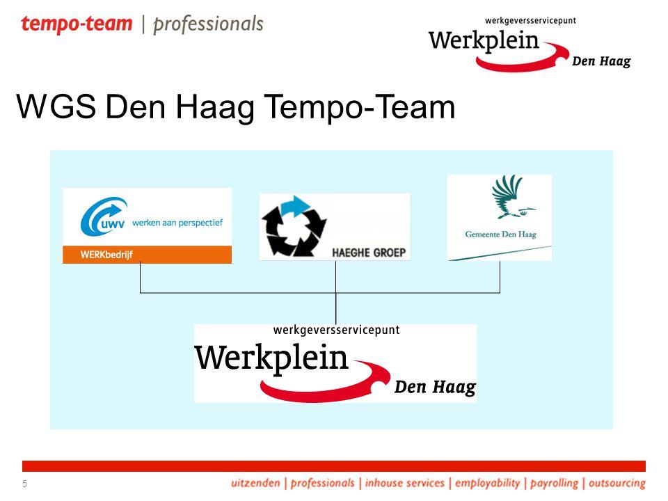 WGS Den Haag Tempo-Team