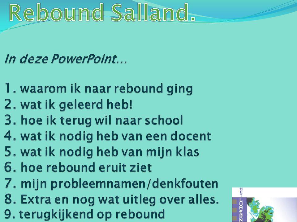 Rebound Salland.