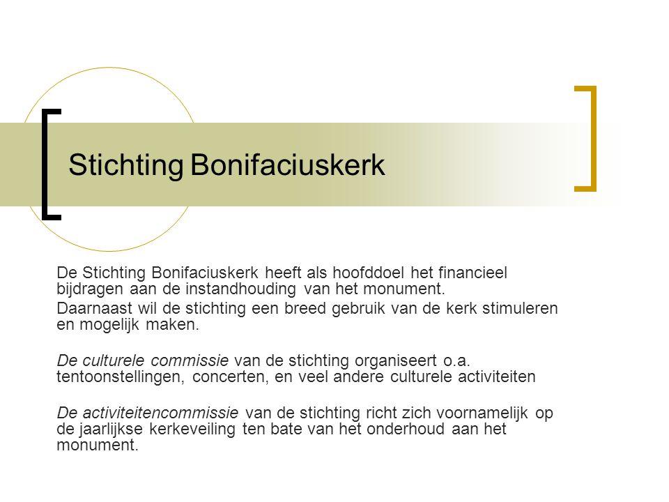 Stichting Bonifaciuskerk