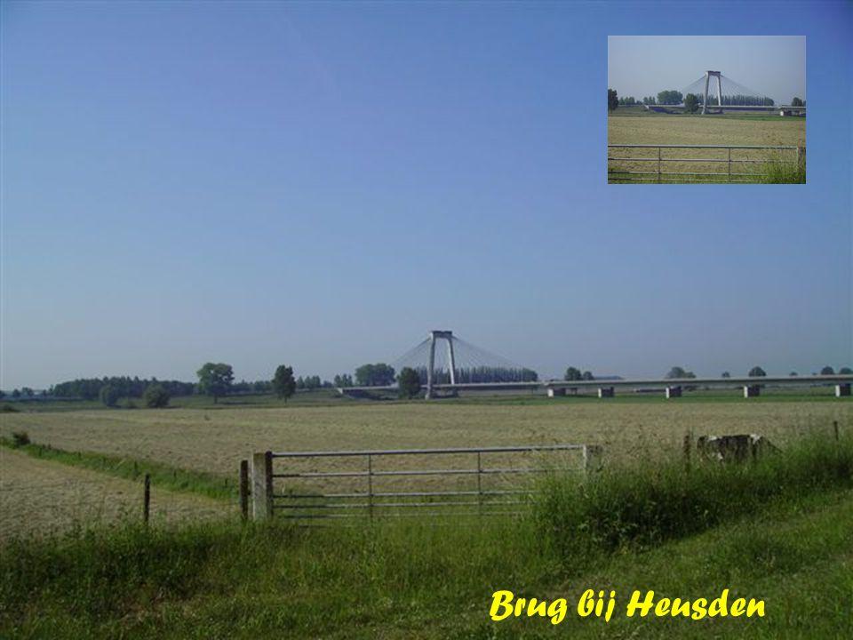 Brug bij Heusden