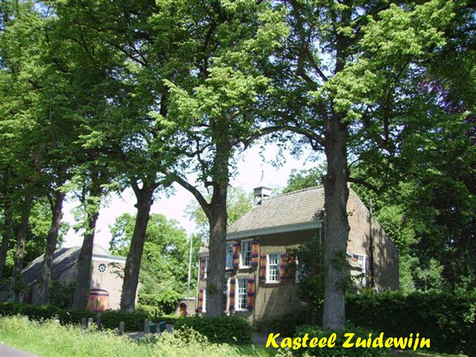 Kasteel Zuidewijn Schuurke in Boxtel