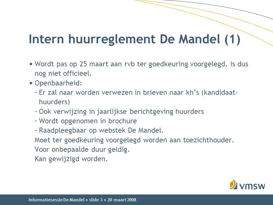 Intern huurreglement De Mandel (1)