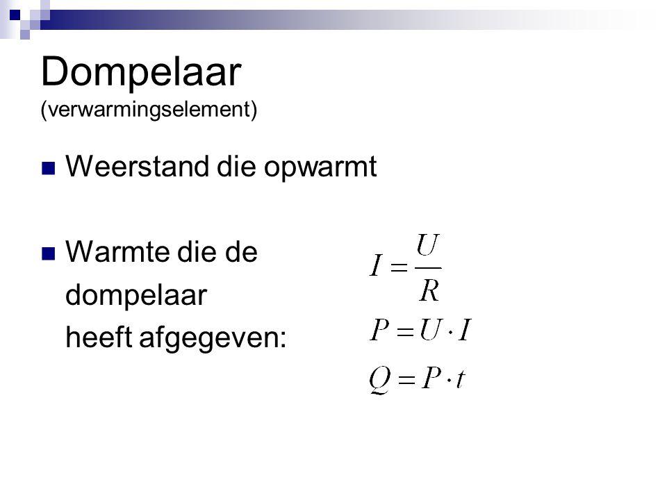Dompelaar (verwarmingselement)