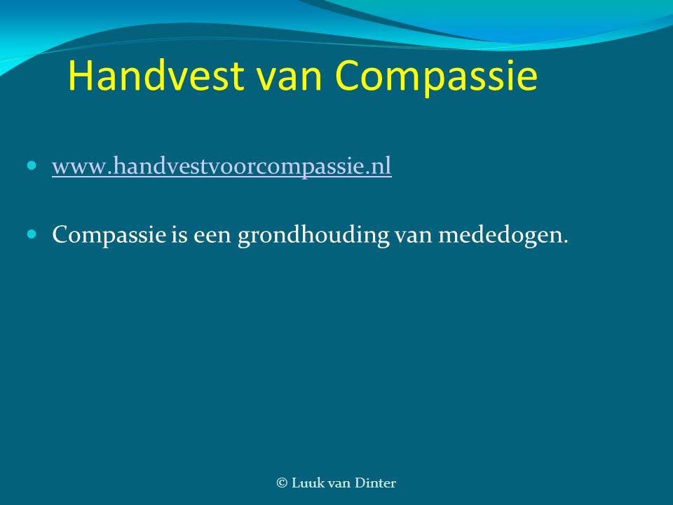 Handvest van Compassie