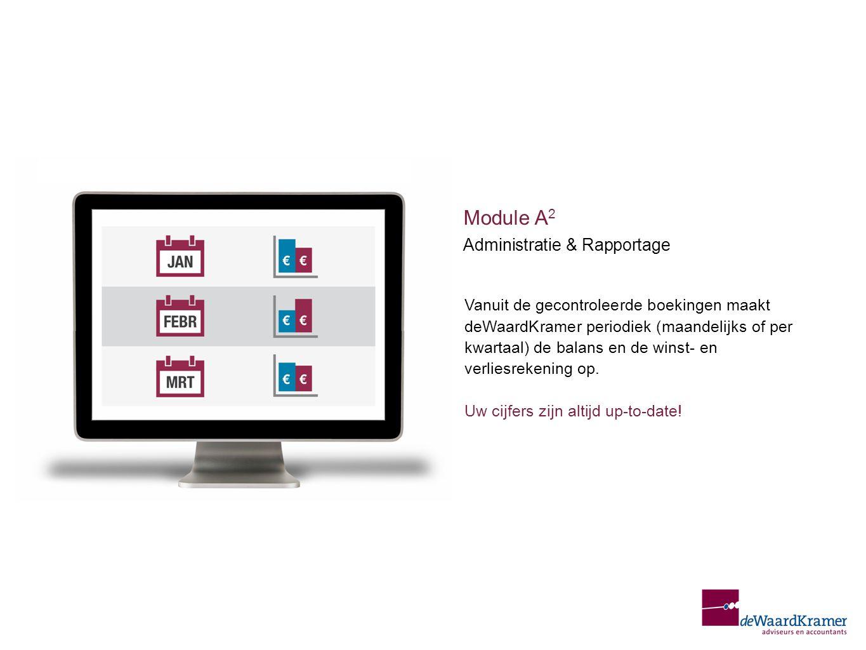 Module A2 Administratie & Rapportage