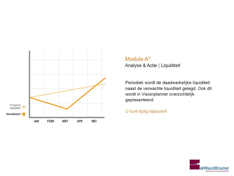 Module A3 Analyse & Actie | Liquiditeit