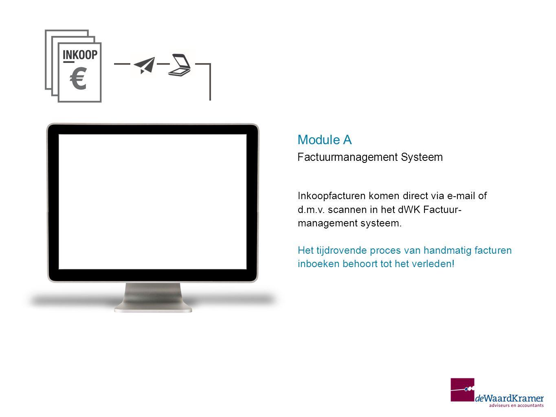 Module A Factuurmanagement Systeem